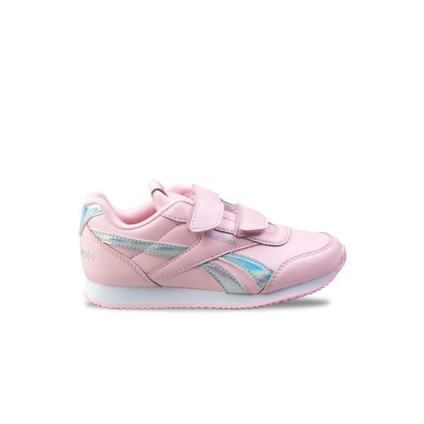 Reebok Royal Cljog 2 Pastel Pink - Holographic