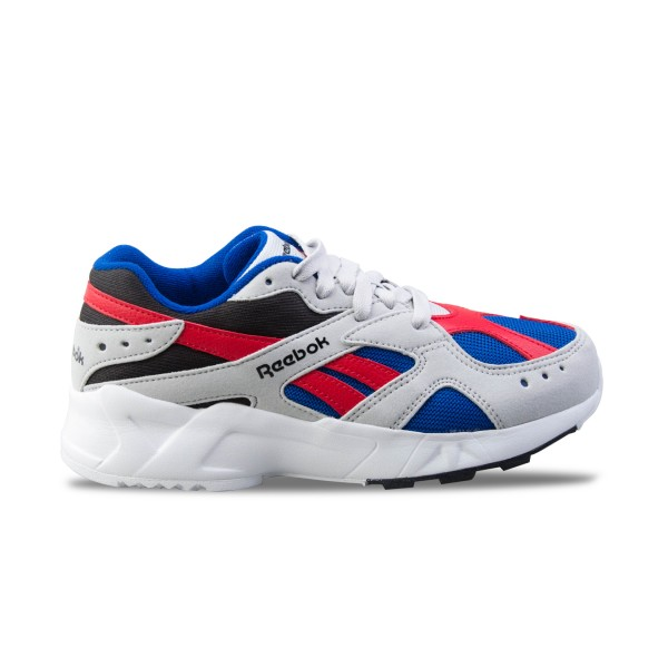 Reebok Aztrek Grey - Blue - Red