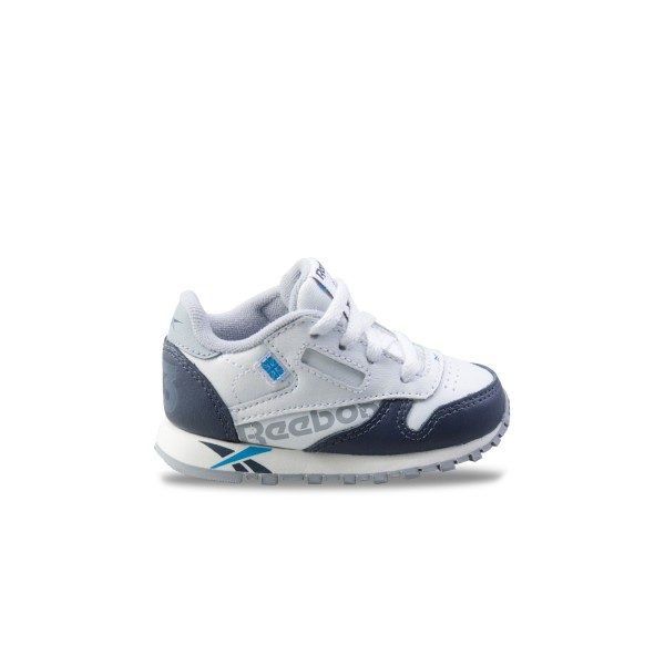 Reebok Classic Leather White - Navy