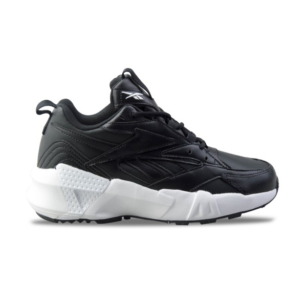 Reebok Aztrek Double Mix Leather Black