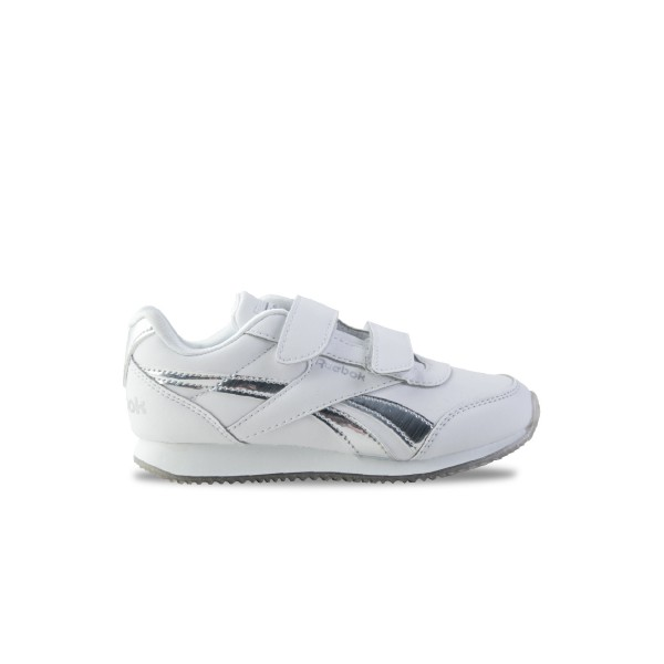 Reebok Royal Cljog 2 White - Silver