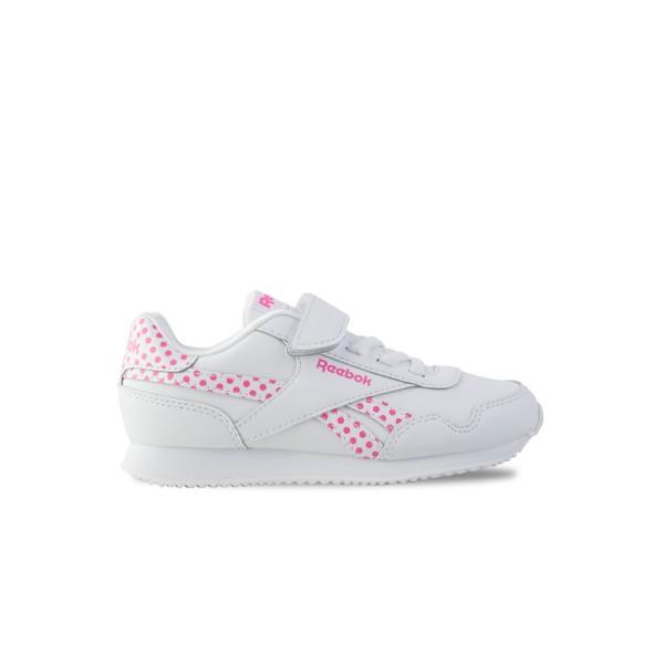 Reebok Royal Classic Jogger 3 K White - Pink