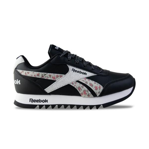 Reebok Royal 2 Classic Jogger Platform Black