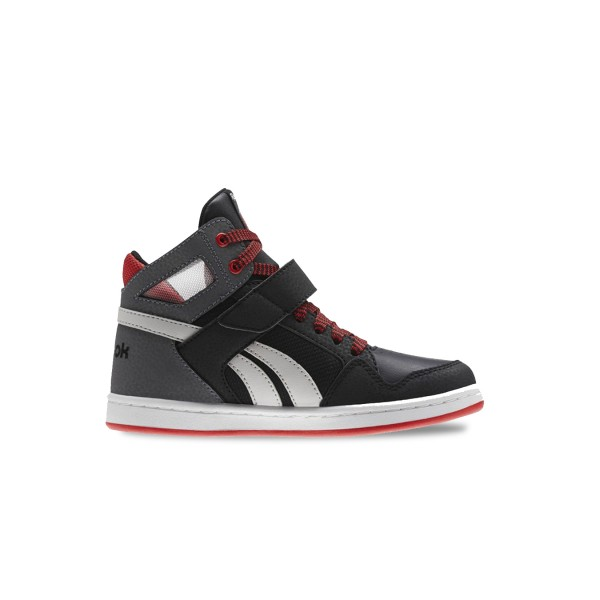 Reebok Mission 3 Grey - Black - Red