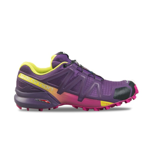 Salomon Speedcross 4 Purple