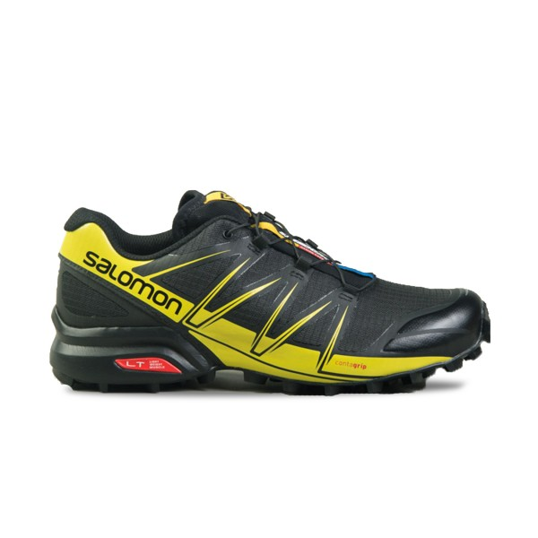 Salomon Speedcross Pro Black - Yellow