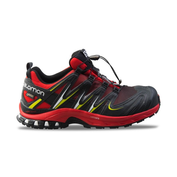 Salomon Xa Pro 3D Gtx Black - Red