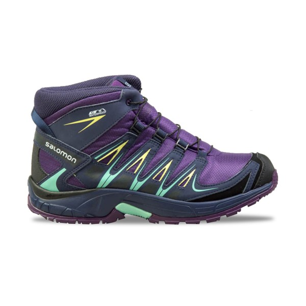 Salomon Xa Pro 3d Mid Climashield Wp Purple