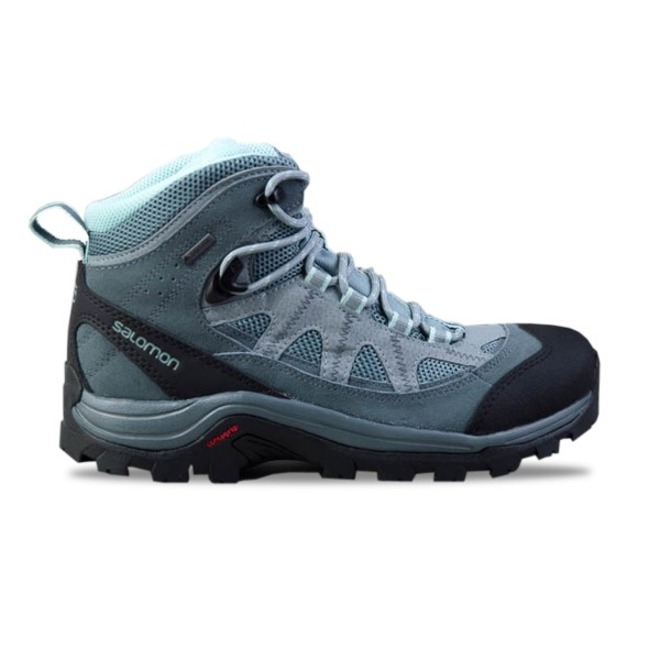 Salomon Authentic Ltr  Gtx Grey - Blue