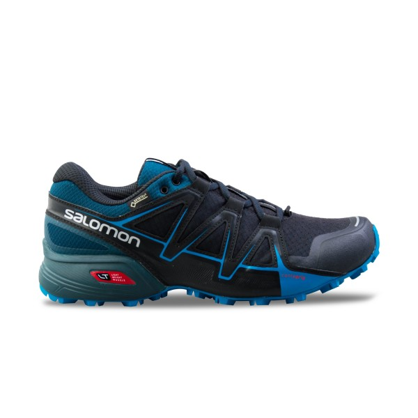 Salomon Speedcross Vario 2 Gore-Tex Black - Blue