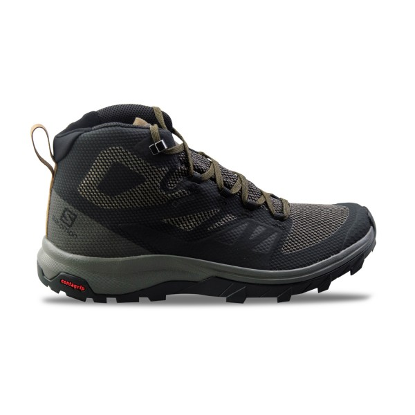 Salomon Outline Mid Gtx Beluga - Black