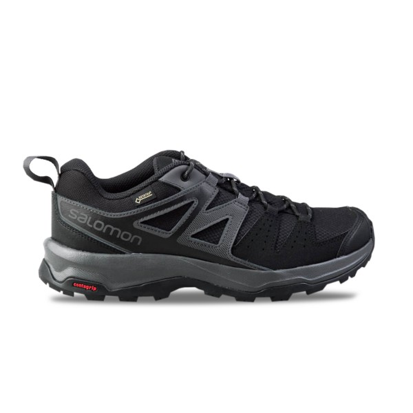 Salomon X Radiant Goretex Grey - Black