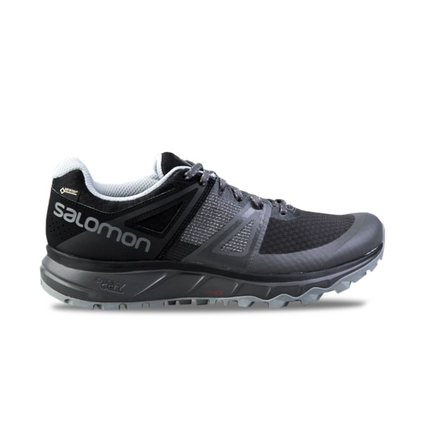 Salomon Trailster Gtx Grey - Black