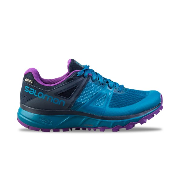 Salomon Trailster Goretex Deep Lagoon/Navy