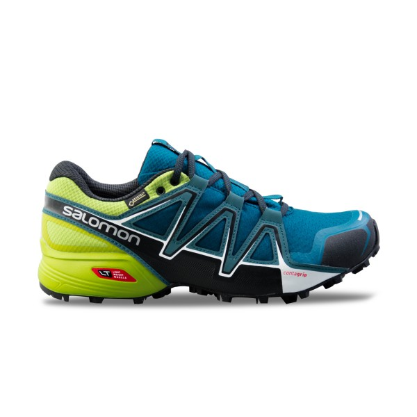 Salomon Speedcross Vario 2 Gore-Tex Blue - Green