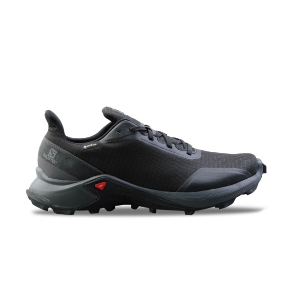 Salomon Alphacross Gore-Tex Black