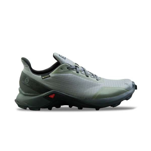 Salomon Alphacross Gore-Tex Olive