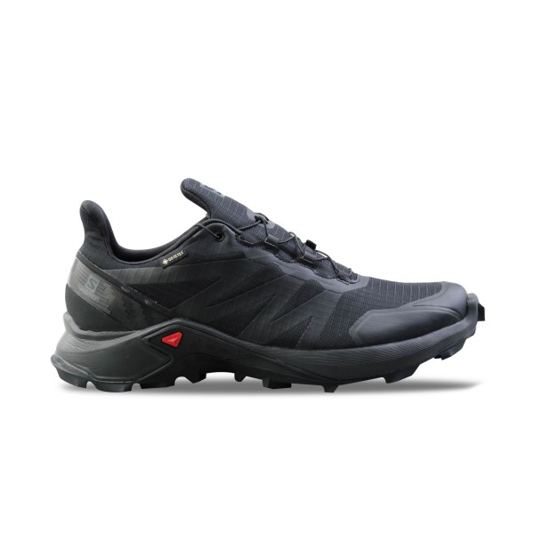 Salomon Supercross Gore-Tex Black