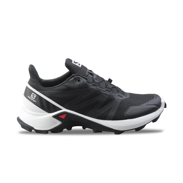 Salomon Supercross Black - White