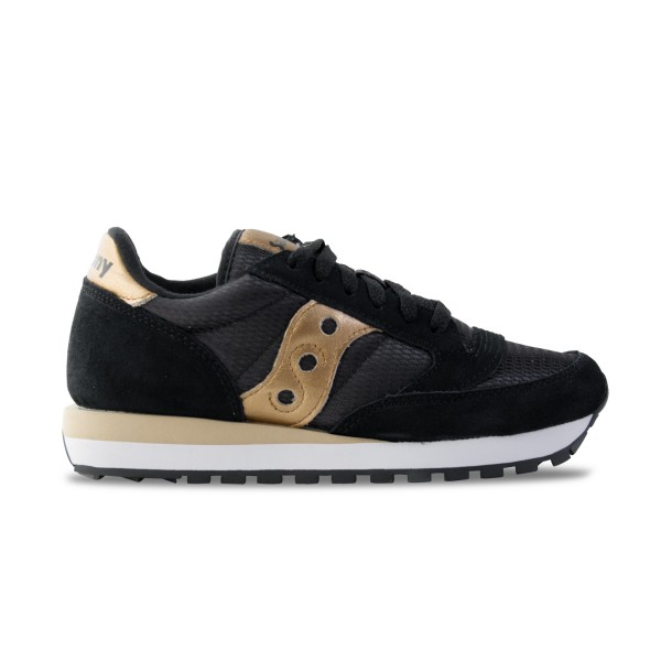 Saucony Jazz Original Vintage Black - Gold