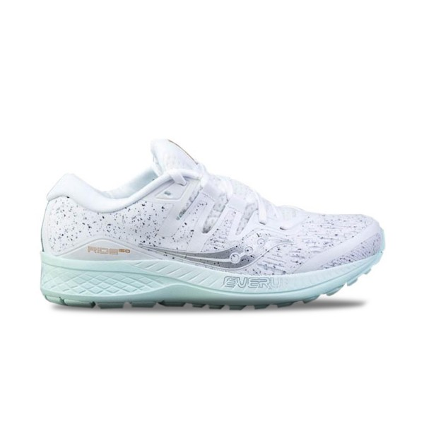 Saucony Ride Iso White