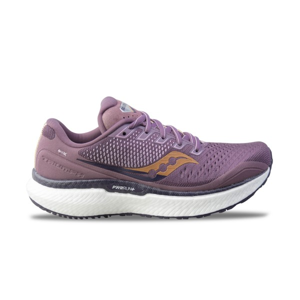 Saucony Triumph 18 Purple