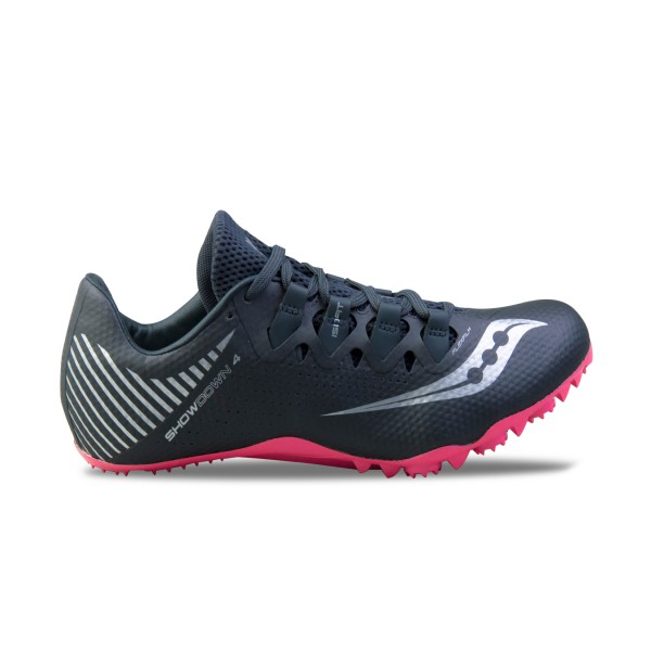Saucony Racing Showdown 4 Grey - Pink