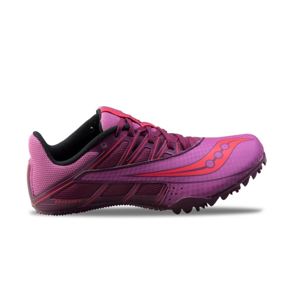 Saucony Racing Spitfire Purple