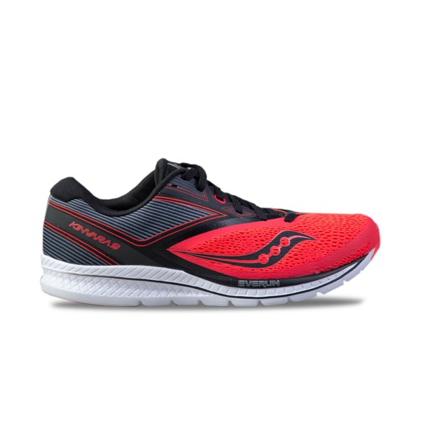 Saucony Kinvara 9 Red - Black