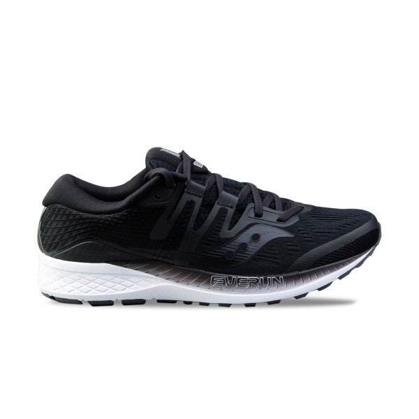 Saucony Ride Iso Black - White