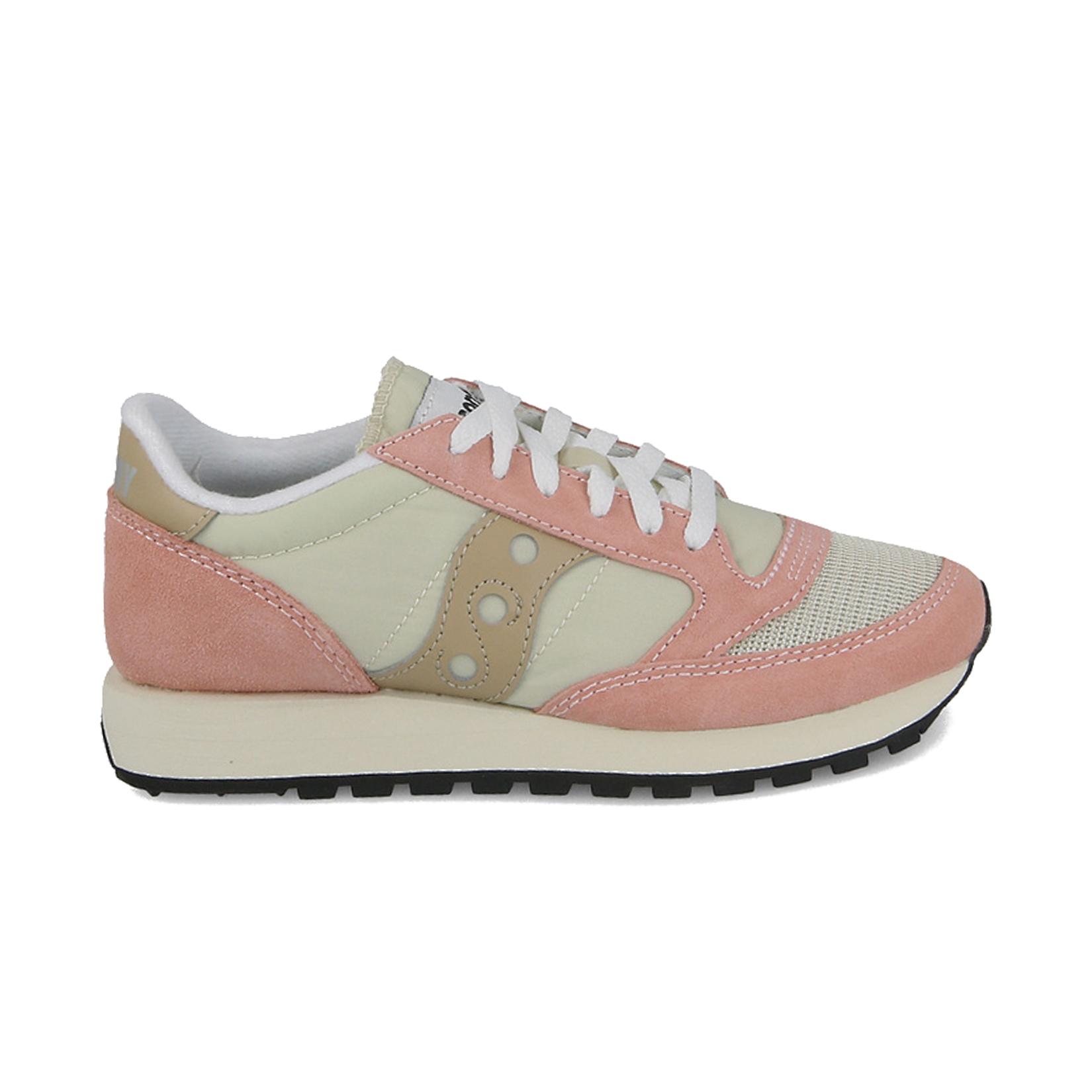 lowest price e8d8b b1785 Women's Shoes Saucony Jazz Original Vintage Coral Pink ...