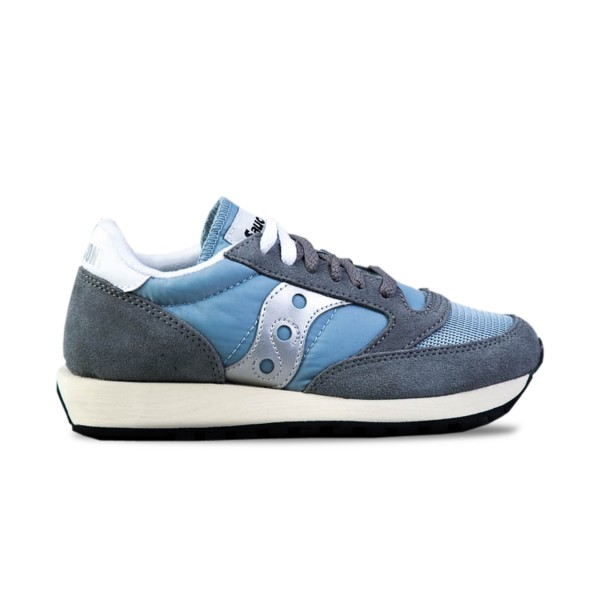 Saucony Jazz Original Vintage Grey - Light Blue