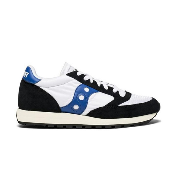 Saucony Originals Jazz Vintage Black - White