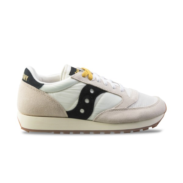 Saucony Jazz Originals Vintage W Beige - Black