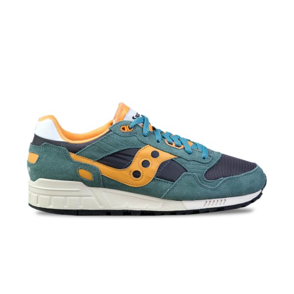 Saucony Originals Shadow 5000 Vintage Green - Yellow