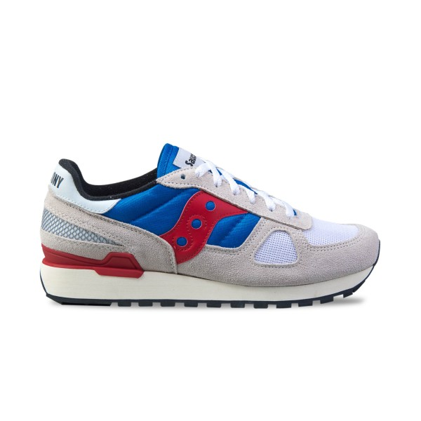 Saucony Originals Shadow 5000 Vintage Grey - Blue - Red