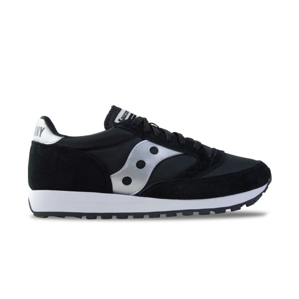 Saucony Jazz 81 Black - Silver