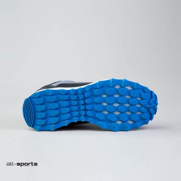 Saucony Peregrine Shield 2 Waterproof Grey - Blue