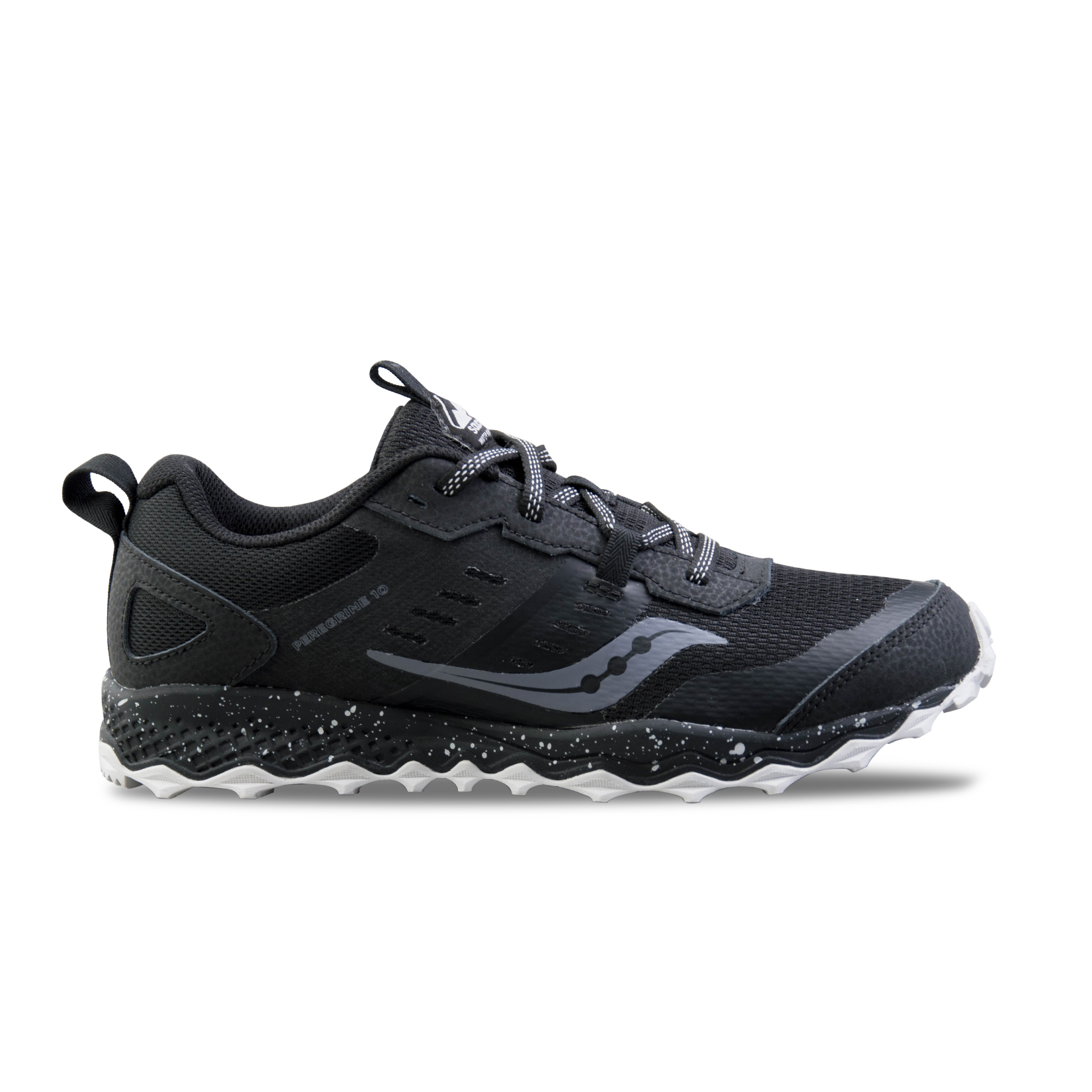 Saucony Peregrine Shield 10 Waterproof  Black