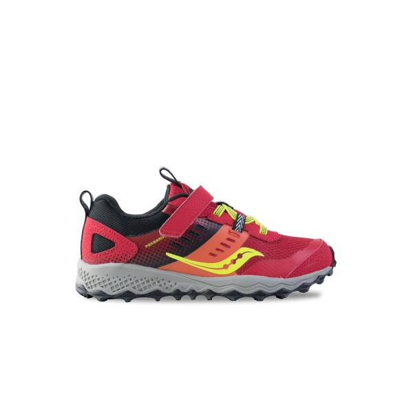 Saucony Peregrine Shield 10 Ac Red
