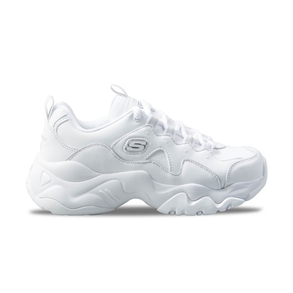 Skechers D-Lites Proven Force White