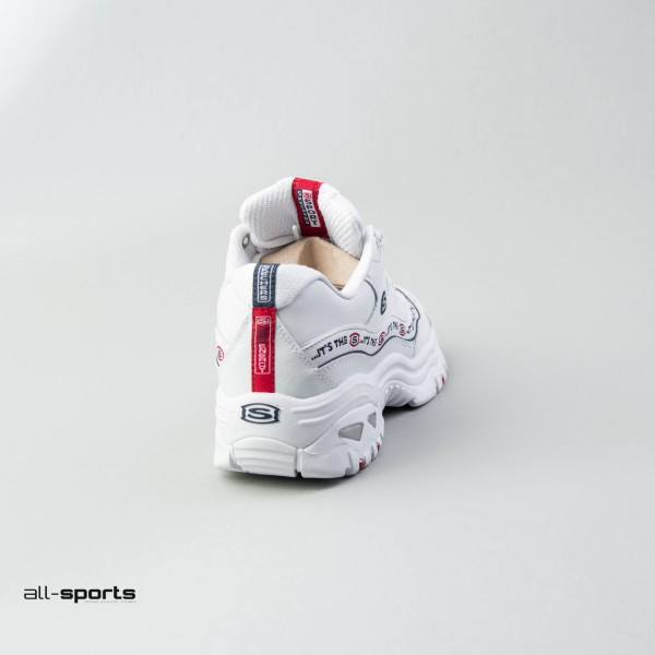 Skechers Dynasty Linxe White