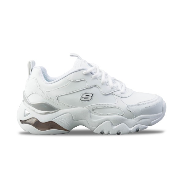 Skechers D'lites 3 Air White