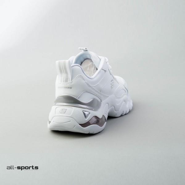 Skechers D'lites 3 Air White