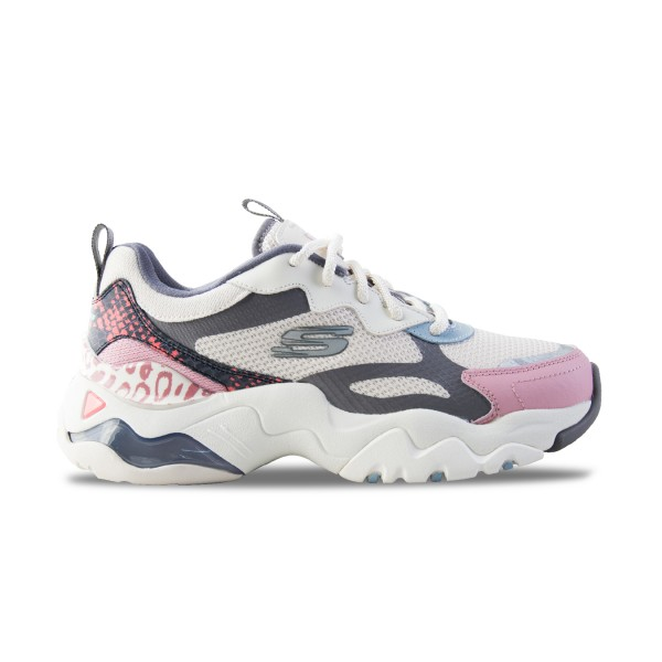Skechers D'lites 3 Air - Wild Air Multicolor