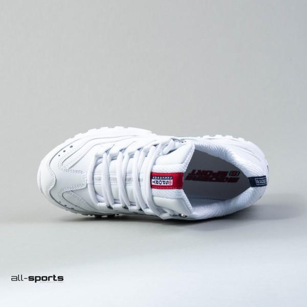 Skechers Energy White