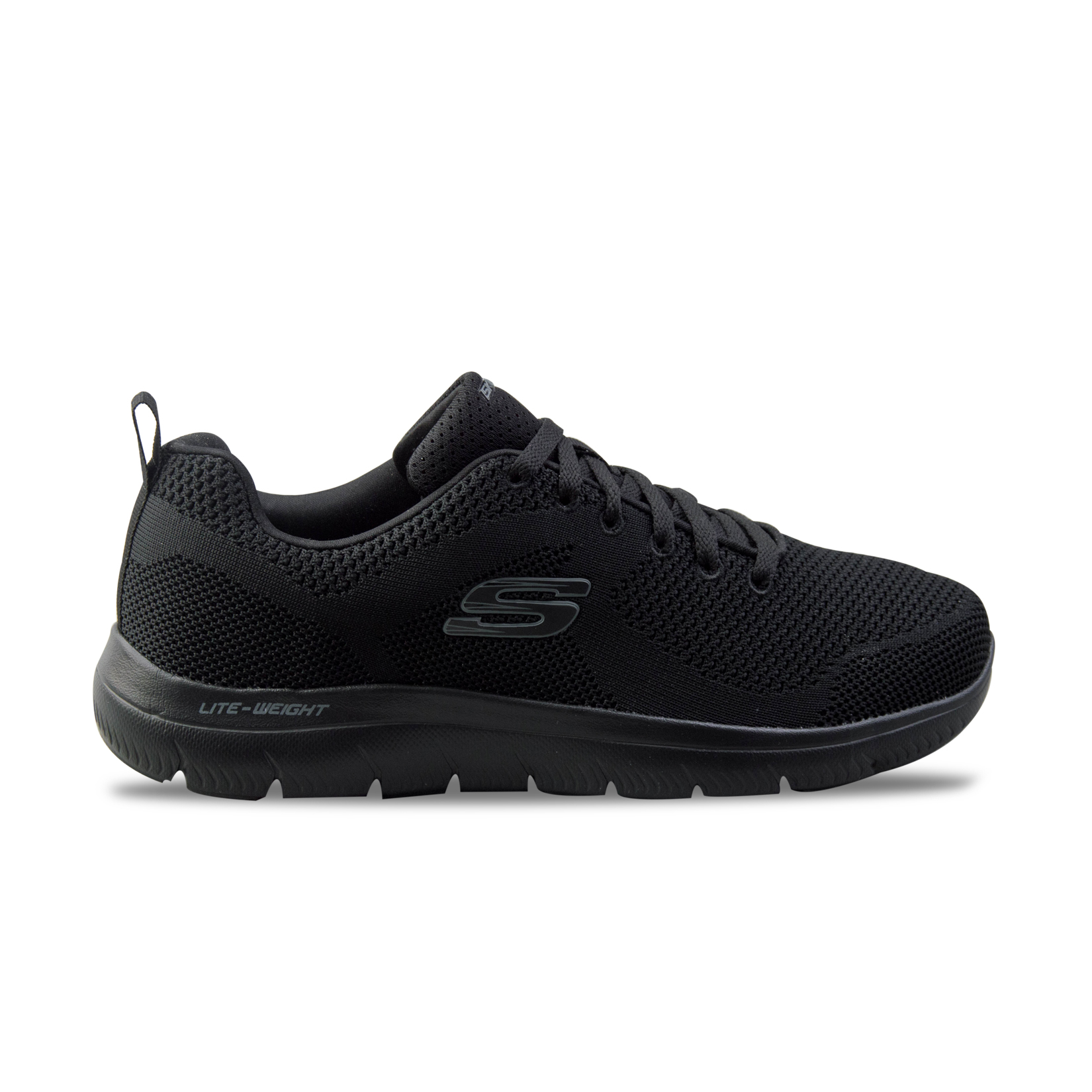 Skechers Summits - Brisbane Black