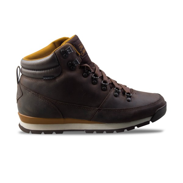 The North Face Back To Berkeley Redux Leather Brown