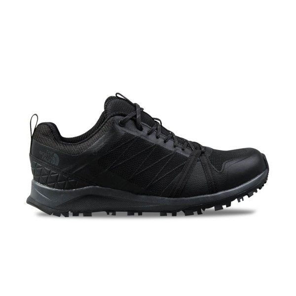 The North Face Litewave Fast Pack II Goretex Black