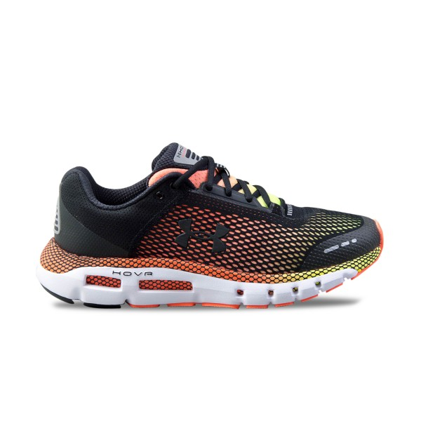 Under Armour HOVR Infinite Black - Orange